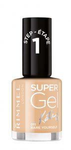 Super Gel by Kate in Bare Yourself Rimmel