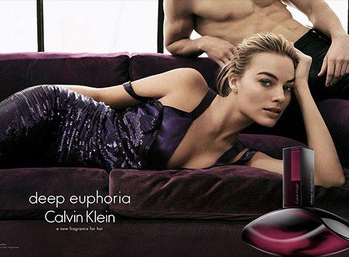 Het eerste beeld: Margot Robbie voor Calvin Klein