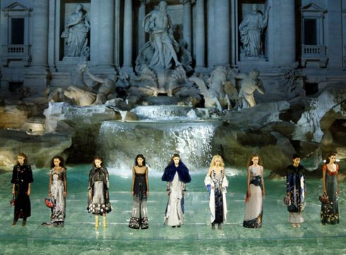 Fendi Couture: Lagerfelds inspiratiebron