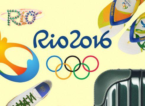 5 x Olympische mode