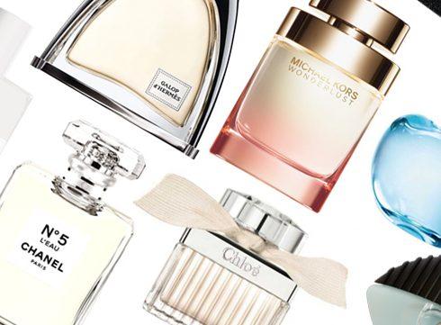 Beautypreview: designerparfums voor de herfst