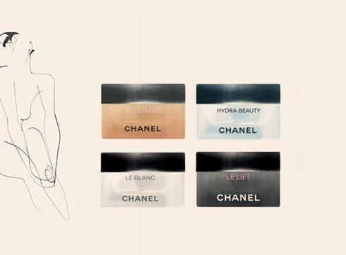 Snel! Naar de spa van Chanel!
