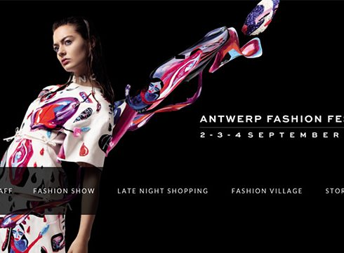 Weekendtip: Antwerp Fashion Festival