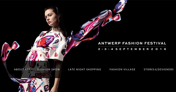 Weekendtip: Antwerp Fashion Festival