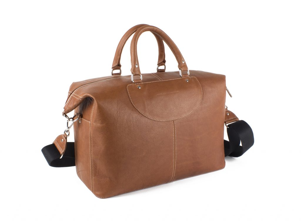ANNELIES TIMMERMANS_ROSA_MOMMYBAG_COGNAC_02_€475