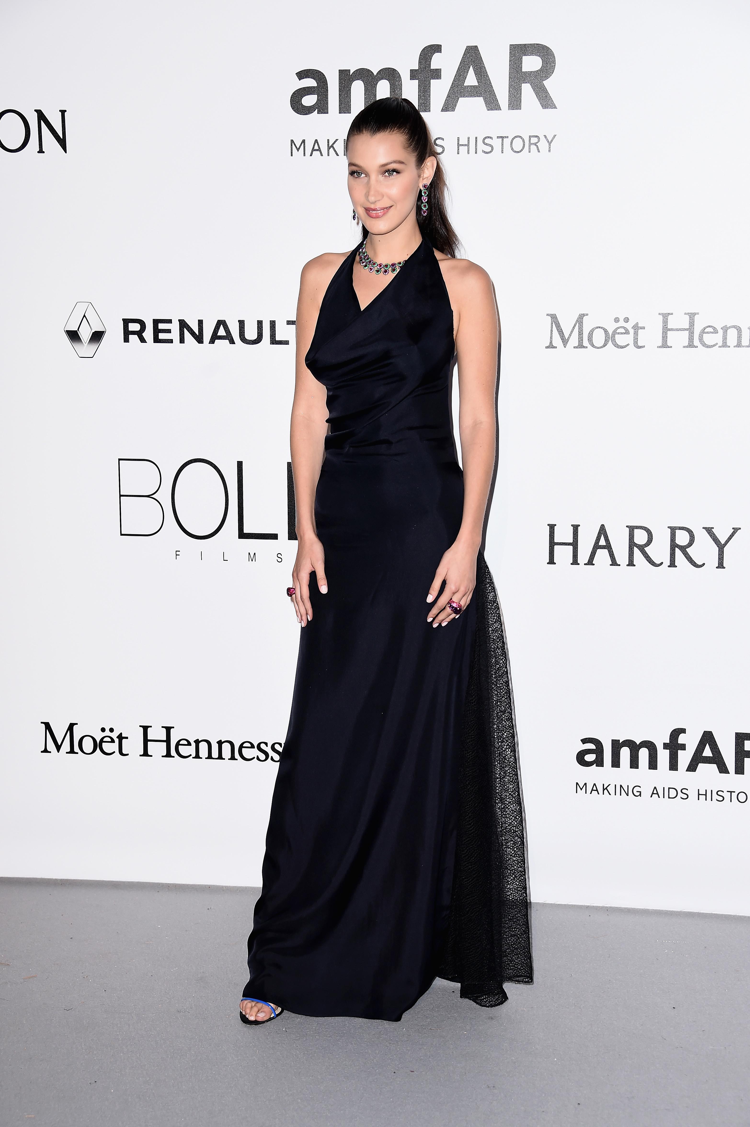 Bella Hadid x Dior