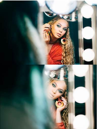 Beyonce Knowles x MARNI