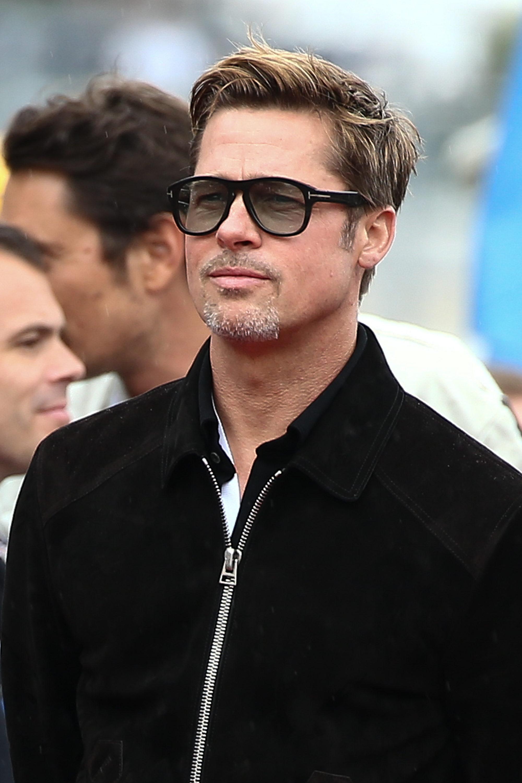 Brad Pitt x Tom Ford  Private Eyewear Collection