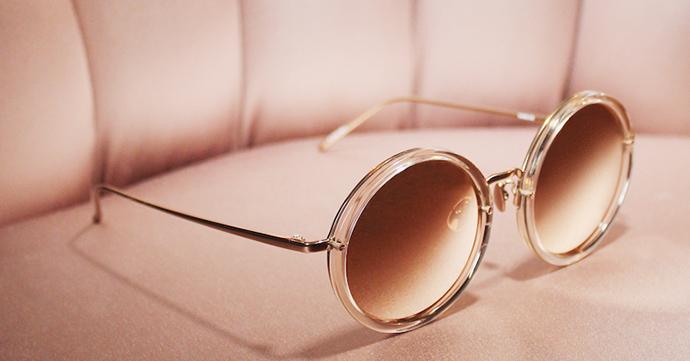 Een zonnebril voor de herfst