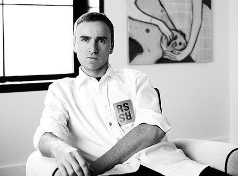 Eindelijk bevestigd: Raf Simons naar Calvin Klein