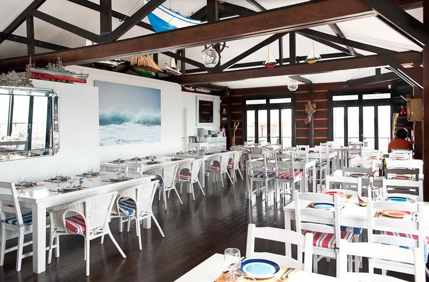 SAL restaurant comporta portugal