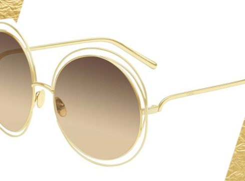 Crush of the Day: de Chloé Carlina in 18k goud