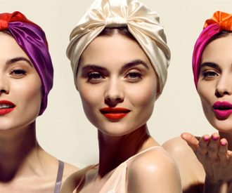 Crush of the Day: Silke Hair Wrap: Dita, Sofia, Poppy