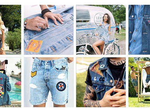 Customize je jeans