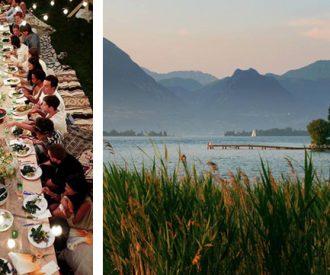 Dinner on a lake, van 22 tot 28 augustus te Waasmunster dineer je op het water, onder de sterrenhemel
