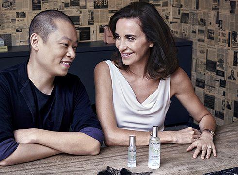 Jason Wu adore Caudalie