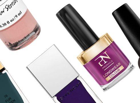 Onze 10 favoriete nagellakjes voor de herfst