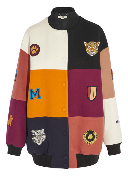Trendshoppen: Patches en badges // Jasje Stella McCartney