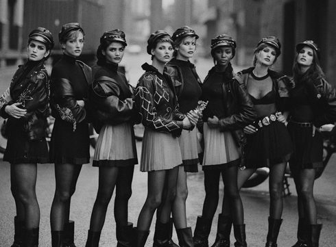 Expo: Peter Lindbergh in Kunsthal Rotterdam