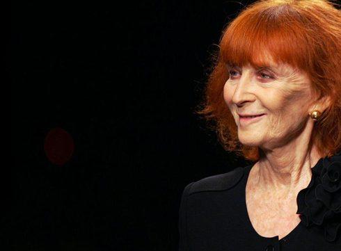 Sonia Rykiel overleden