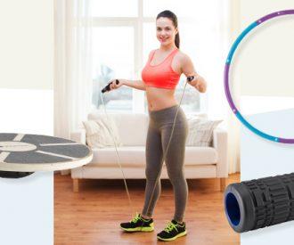 Fitness in huis met deze 5 gadgets