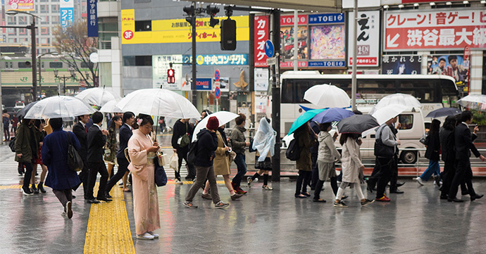 Tokyo: big in Japan