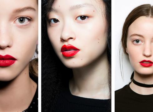 Trendshoppen: rode lippen