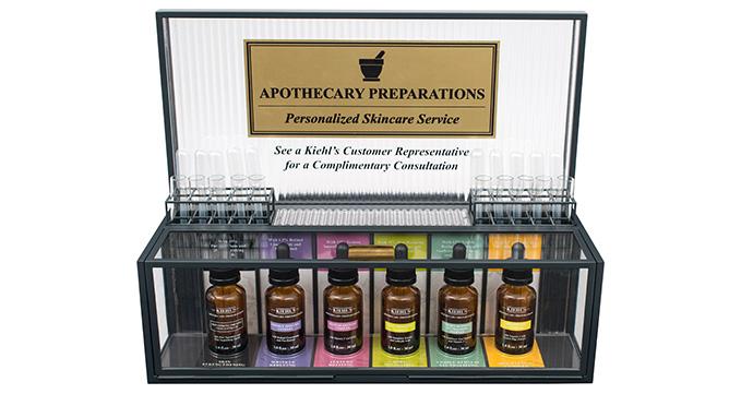 kiehl's apothecary preparations