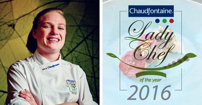Recept: Lamsschouder door Chaudfontaine's Lady Chef of the Year