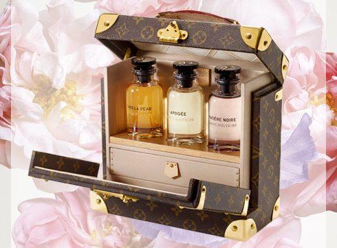 Crush of the day: de parfumkoffer van Louis Vuitton