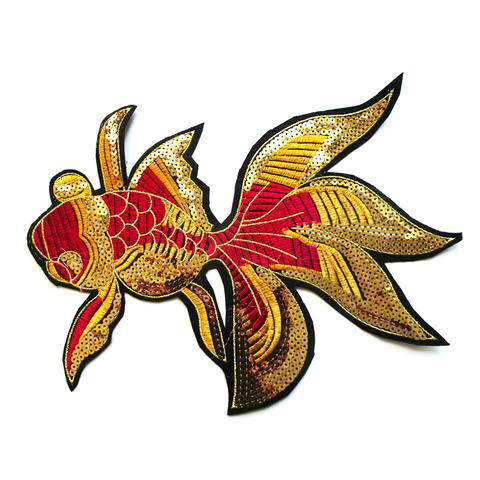 Koi fish van DYOU Studio, € 25