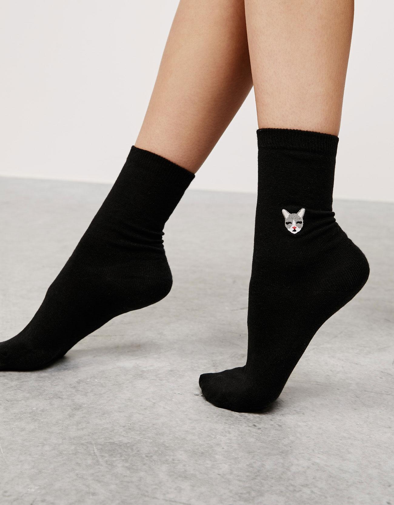 Sokken van Bershka, € 5,99