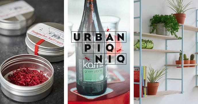 Ik kwam, ik at, ik kocht: Urban piq niq pop-up!