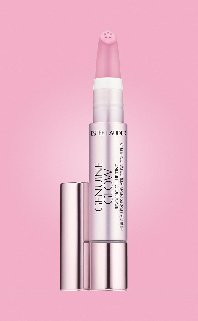 Genuine Glow Reviving Lip Oil Tint van Estée Lauder