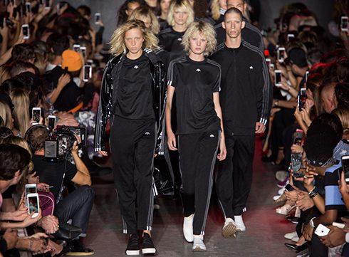 Collab: Alexander Wang x Adidas