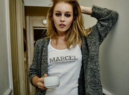 De nieuwe collectie van Le Fabuleux Marcel is preppy en bio!