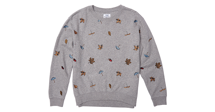 Crush of the day: de Heritagesweater van Barbour