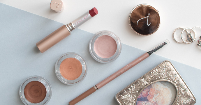 "Crush of the Day: jane iredale's najaarscollectie ""Fashion Forward"""