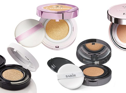 De redactie test: cushion foundation