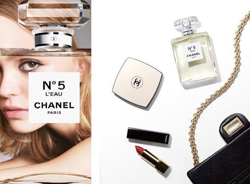 Chanel N°5 L'EAU: de film met Lily-Rose Depp is er!
