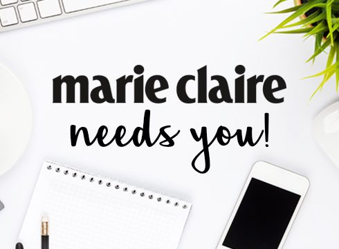 Marie Claire zoekt stagiaire m/v