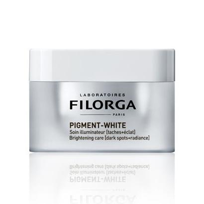 Pigment White Brightening Care van Filorga, € 55,90, bij de apotheek