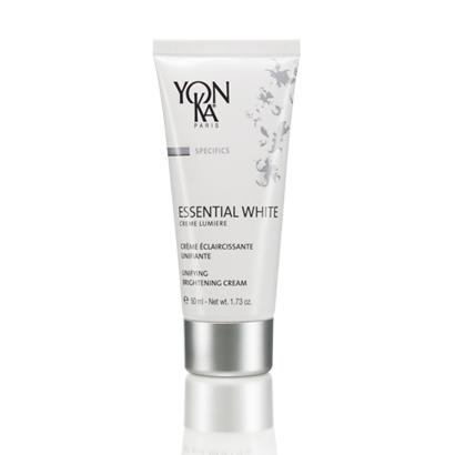 Essential White Brightening Cream, € 75 van Yon-Ka bij de erkende instituten