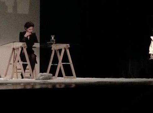 Nachtschrijver van Jan Fabre: toneelstuk met een randje