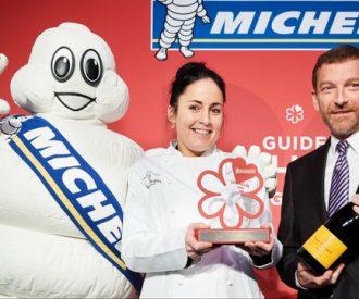 Michelin prijs voor Vrouwelijke Chef