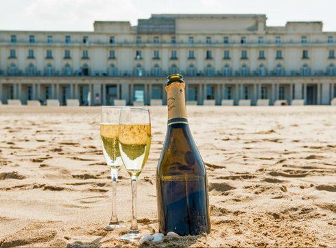 Weekendtip: Boulevard de Champagne in Oostende