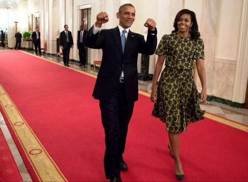 Obama op z'n best door de fotograaf van het Witte Huis