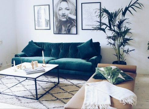 Trend: fluweel in je interieur