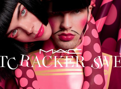 Crush of the day: M.A.C's Nutcracker Sweet collectie