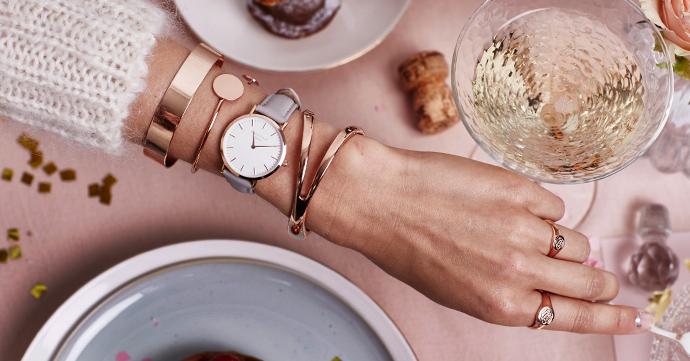 Crush of the day: de horloges van Rosefield